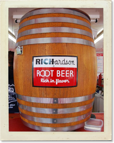 image Root Beer Barrel